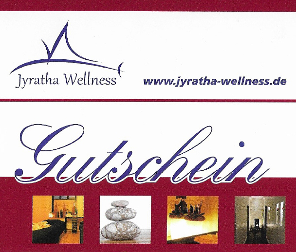 Jyratha Thai-Massage Gutschein